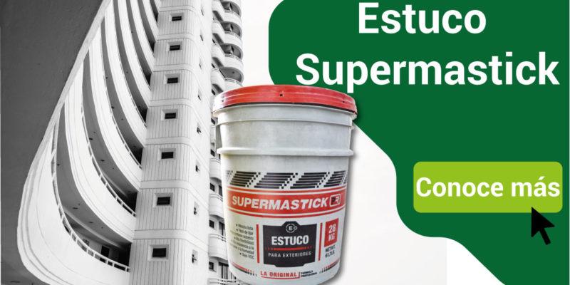 Supermastick, Gypsum, Fibrocemento